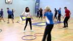 Video «Herzogin Catherine engagiert bei Schulbesuch in Schottland» abspielen