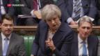 Video «Brexit-Debatte im Unterhaus» abspielen