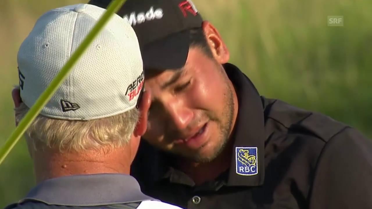 Golf: US PGA Championship, Sieg Jason Day