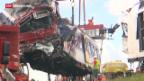 Video «Ursache des Zugunglücks im Waadtland weiterhin unklar» abspielen