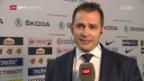 Video «Interview mit Nati-Sportdirektor Raeto Raffainer» abspielen