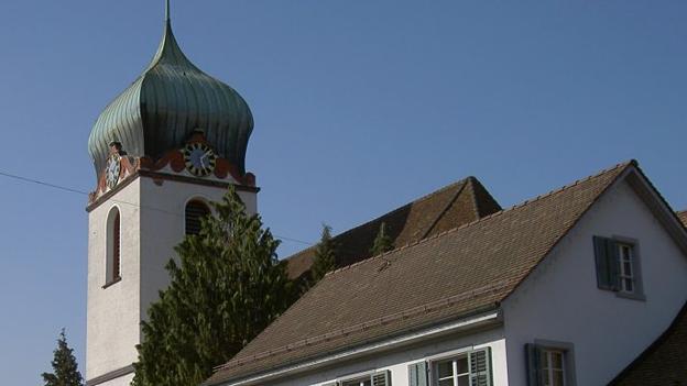 Glockengeläut der reformierten Kirche in Bad Zurzach
