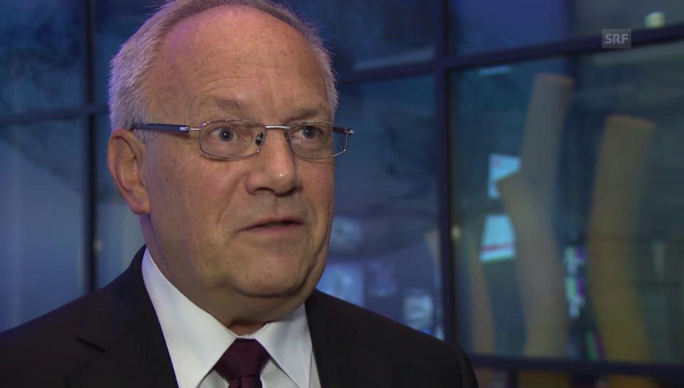 Johann Schneider-Ammann zum Abbau bei GE