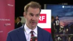 Video «Interview mit MIT-Professor Erik Brynjolfsson am Swiss Economic Forum 2017» abspielen