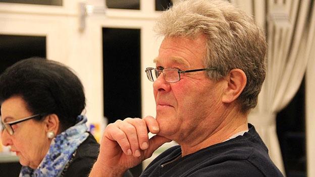 Freiwilligenarbeit leisten vorallem die Älteren im Verein
