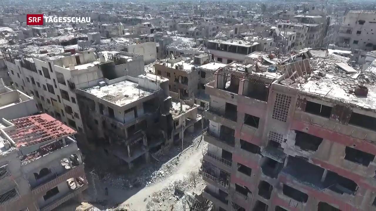 Trump kündigt baldige Entscheidung zu Syrien an