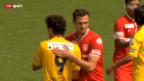 Video «Super League: Thun - Luzern» abspielen