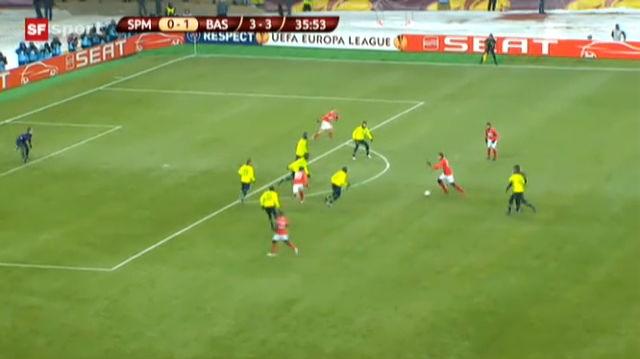 Europa League: Spartak Moskau - FC Basel