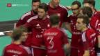 Video «Unihockey-Nati verliert gegen Finnland knapp» abspielen