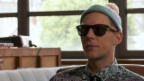 Video «Cee-Roo: Der Bieler Multimediakünstler inspiriert sich in Belgien» abspielen