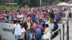 Video «Brasilien reagiert auf Flüchtlingsstrom» abspielen