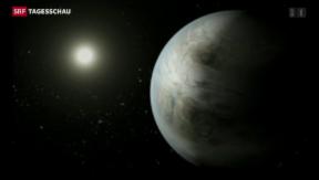 Video «Planet-Entdeckung beflügelt die Forschung» abspielen