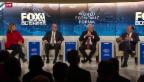 Video «WEF-Panel zur Notenbank-Politik» abspielen
