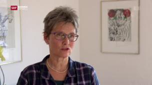 Video «Christiane von May begleitet Familien von schwerkranken Kindern» abspielen