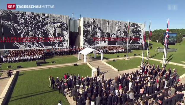 Video «70 Jahre D-Day» abspielen