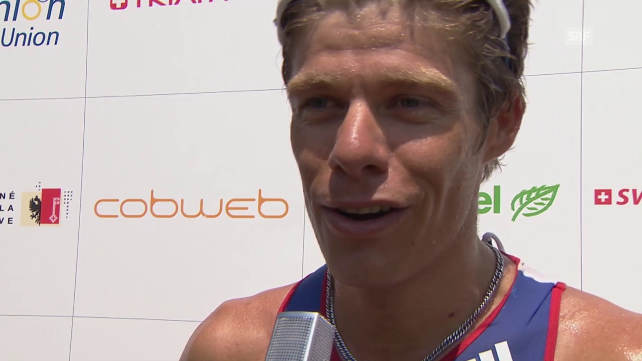 Triathlon: EM Genf, Interview mit David Hauss