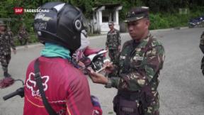 Video «Philippinen und der IS» abspielen
