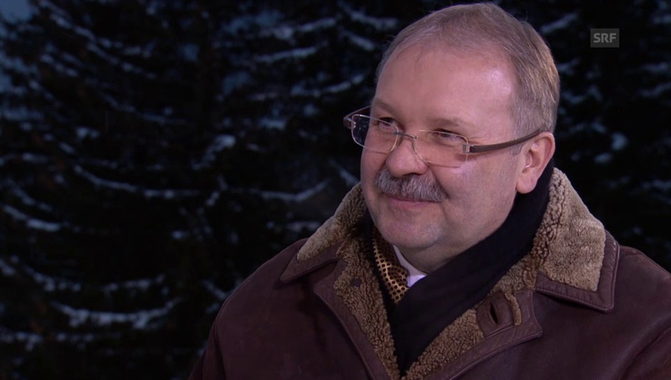 Alois Zwinggi, WEF-Direktor