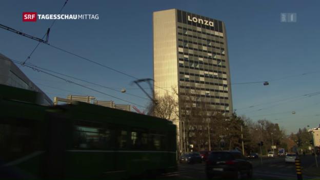 Video «Lonza auf Einkaufstour» abspielen