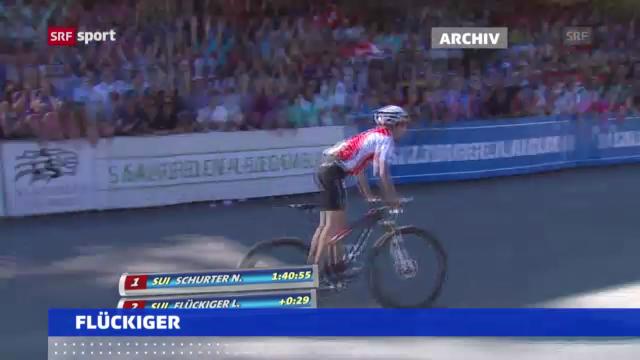 Mountainbike: Mathias Flückiger nicht an der WM