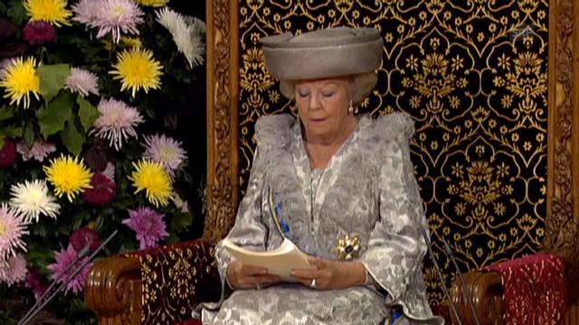 Beatrix dankt ab – ein Rückblick