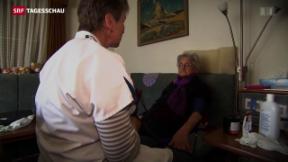 Video «Alters- und Pflegeheimkosten steigen» abspielen