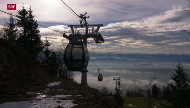 Video «Schweiz aktuell vom 19.12.2014» abspielen