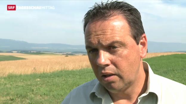 Video «Kantonspolizei Waadt zum Ausbruch in Orbe (VD)» abspielen