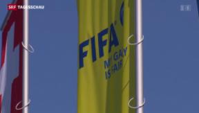 Video «Fifa steht vor einschneidenden Reformen» abspielen