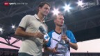 Video «Tennis: Federer - Hewitt» abspielen