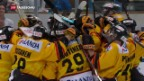 Video «Spengler-Cup-Sieger erstmals aus Finnland» abspielen