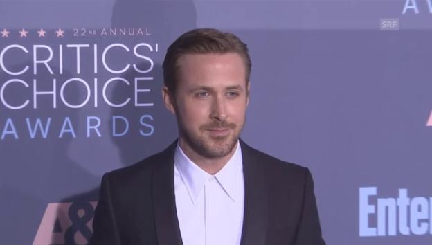 Video «Starauflauf an den Critics Choice Awards (unkommentiert)» abspielen