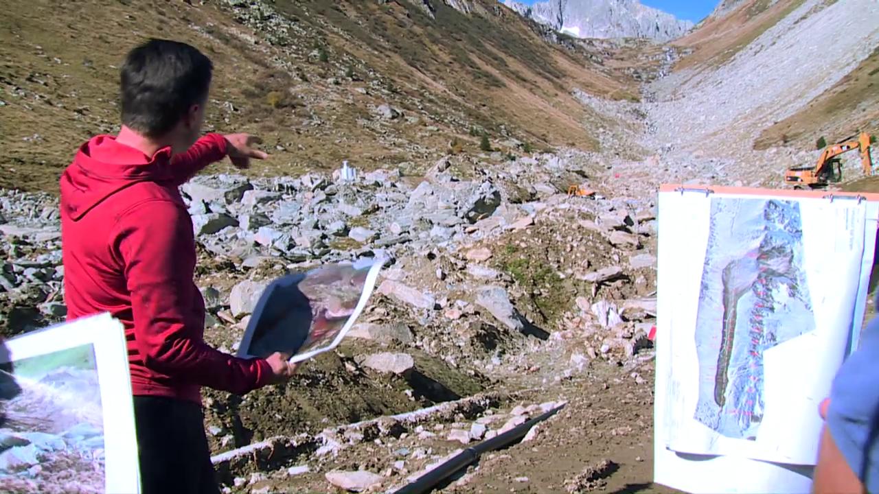 Emprender da las experientschas fatgas en la Val Strem