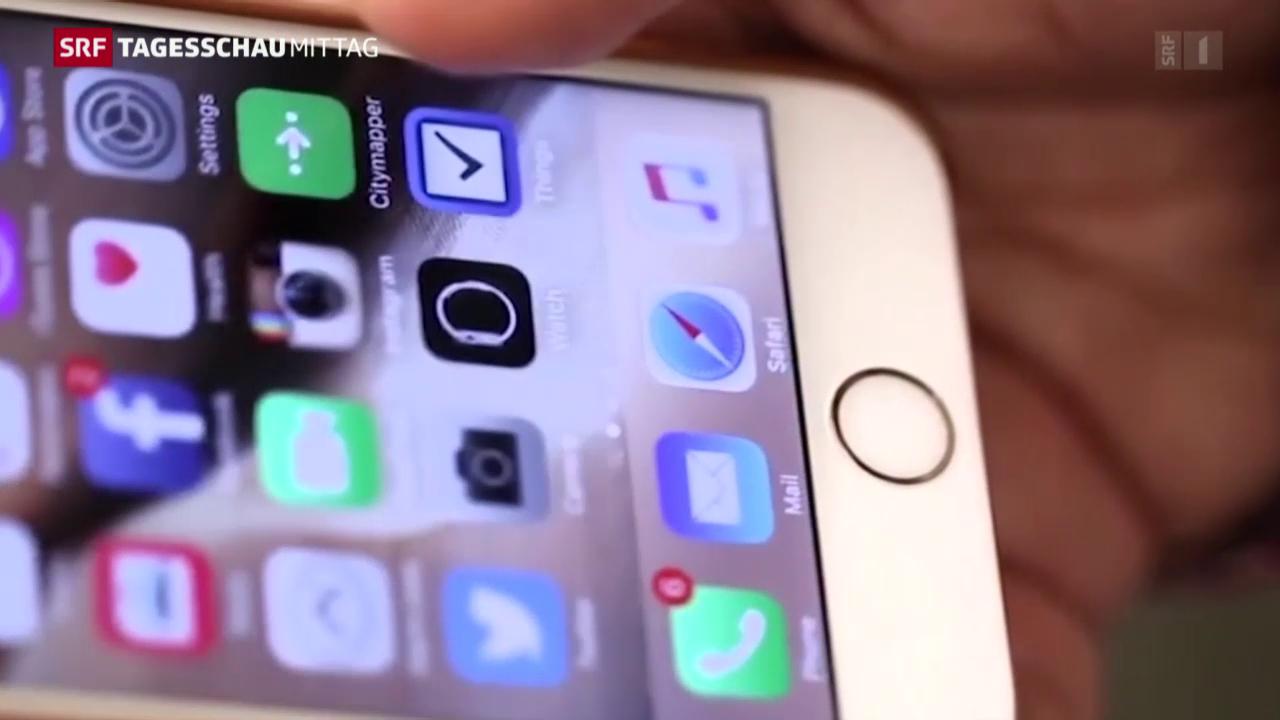 FBI knackt iPhone von Attentäter