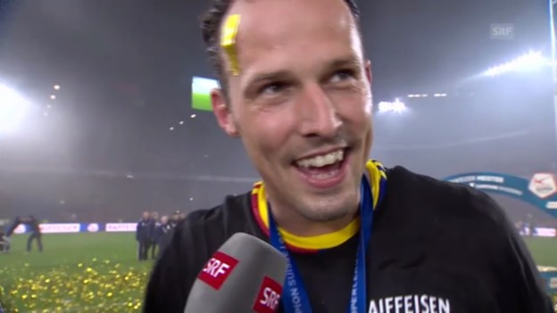 Video «Interview mit Marco Streller» abspielen