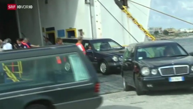 Video «Europas Dilemma mit den Flüchtlingen» abspielen