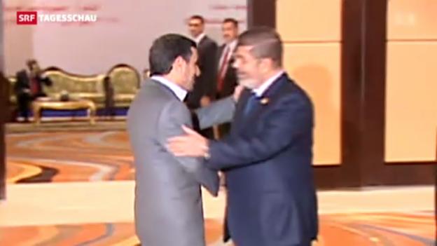 Video «Treffen der Organisation der islamischen Konferenz» abspielen