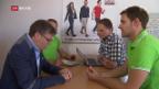 Video «Warum Manager zu Gott finden» abspielen