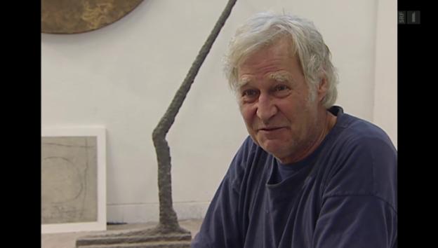 Video «Carl Bucher: «Wendepunkt Mensch»» abspielen