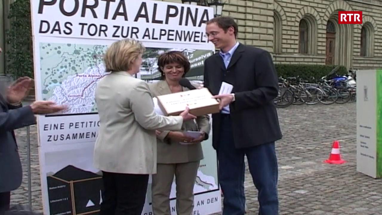 Petiziun Porta Alpina