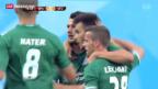Video «St. Gallen bezwingt Moskau» abspielen
