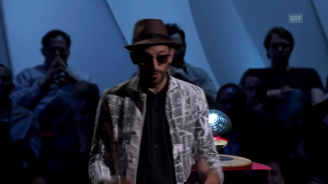 JR erhält 2011 den TED Prize