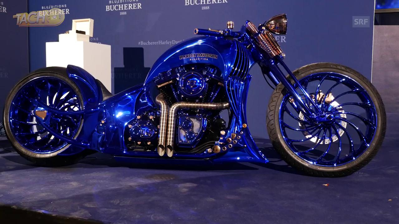 1,888 Millionen für ein Motorrad