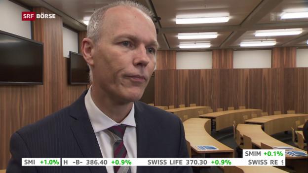 Video «SRF Börse vom 03.10.2018» abspielen