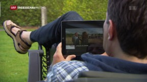 Video «Bundesrat sagt Roaming den Kampf an» abspielen