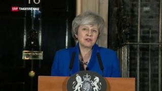 Video «Erstmals parteiübergreifende Gespräche zum Brexit» abspielen