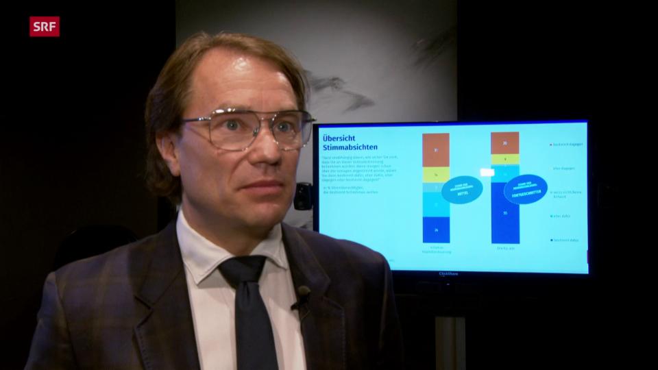 Golder: «Schwächen und Risiken der Vorlage treten in den Vordergrund»