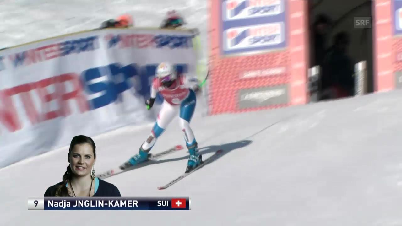Ski alpin: Die Fahrt von Jnglin-Kamer («sportlive»)