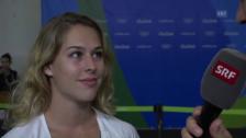 Video «Steingruber: «Möchte ruhig in die Finals gehen»» abspielen