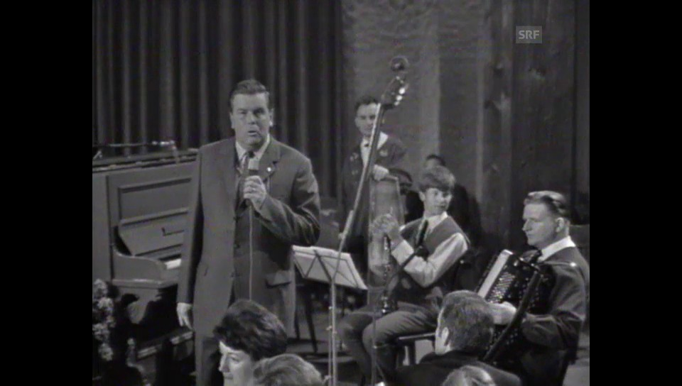 Gala für Stadt und Land, Chalet Kursaal Luzern 1969